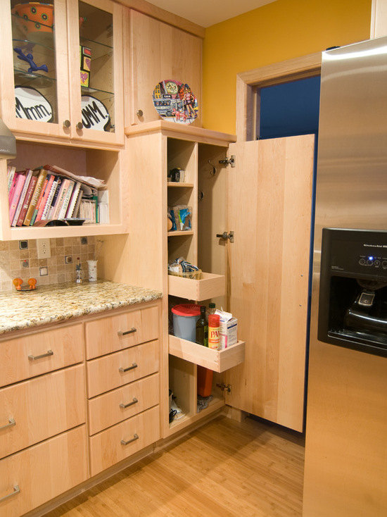 Natural Maple Kitchen | Country Cabinets on Natural Maple Cabinets  id=17136